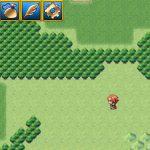 RPGツクールMVで画面上に常時表示される簡易的なアイコンメニューを作る
